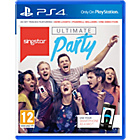 more details on Singstar Ultimate Party - PS4 Game.