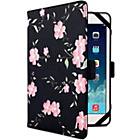 more details on Proporta 7-8 Inch Polyurethane Tablet Case - Deep Floral.