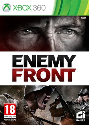 Enemy Front XBox 360 Game