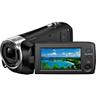 more details on Sony HDR PJ240 Full HD Camcorder - Black.