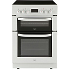 more details on Bush BUEDC60W Electric Cooker- White/Ins/Del/Rec.