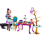 more details on Ever After High Party Playset with Madeline Hatte