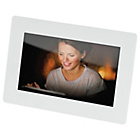 more details on Bush DPF870B 7 Inch Digital Photo Frame - White.
