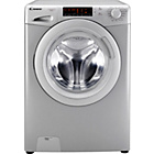 more details on Candy GV158T3S 8KG 1500 Spin Washing Machine - Silver.