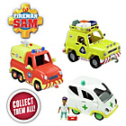 more details on Fireman Sam Vehicle Assortment.