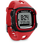 more details on Garmin Forerunner 15 GPS Running & Fitness Watch - Red/Black