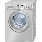 more details on Bosch WAQ2836SGB 8KG 1400 Spin Washing Machine - Silver.