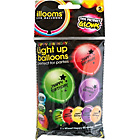 more details on iLLooms Happy Birthday Light-Up Balloons - 5 Pack.