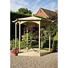 more details on Grange Fencing Budleigh Hexagonal Gazebo Bandstand.