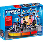 more details on Playmobil Rock Stage and Band.