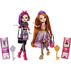 more details on Ever After High Royal and Rebel Sisters Pack.