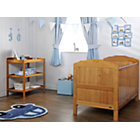 more details on Obaby Beverley 2 Piece Nursery Furniture Set - Country Pine.