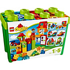 more details on LEGO® DUPLO® Deluxe Box of fun 10580.