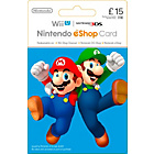 more details on Nintendo E-Shop Card - £15.