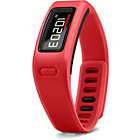 more details on Garmin Vivofit with Heart Rate Monitor - Red.