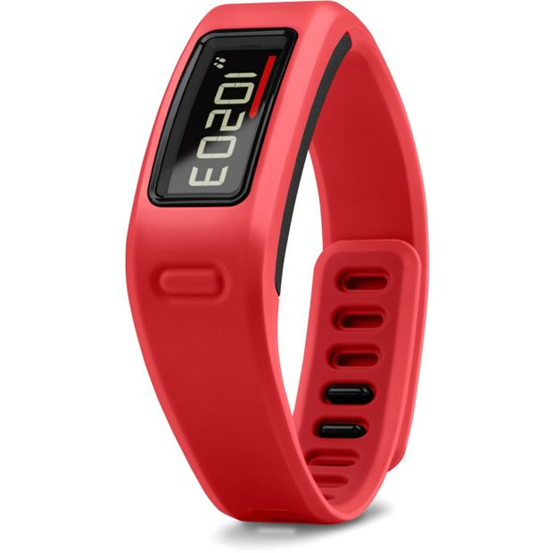 Buy Garmin Vivofit With Heart Rate Monitor Red At Argos