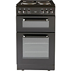 more details on Bush BED50B Electric Cooker- Black/Ins/Del/Rec.