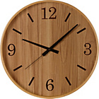 more details on Heart of House Merrick Wooden Wall Clock.