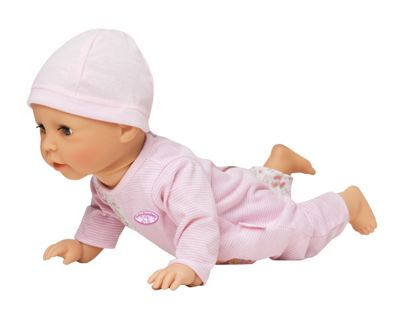 Baby Annabell Learn to Walk