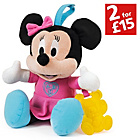 more details on Disney Baby Small Talking Minnie Soft Plush Toy.