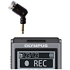 more details on Olympus ME-52W Noise Cancelling Dictaphone Microphone.