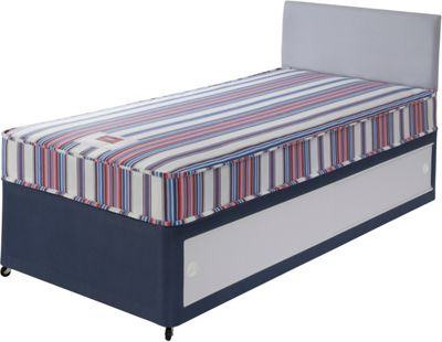 Buy Forty Winks Newington Comfort Zoned Small Double 2 Drw Divan At Your Online