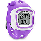 more details on Garmin Forerunner 15 GPS Running Watch - Purple/White.