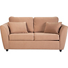 more details on HOME Eleanor Fabric Sofa Bed - Mink.
