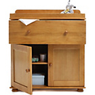 more details on Obaby Closed Changing Unit - Country Pine.
