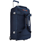 more details on Thule Crossover 87 Litre Rolling Duffel Bag - Navy.
