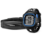 more details on Garmin Forerunner 15 GPS Running Watch with HRM -Black/Blue.
