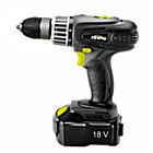 Challenge Xtreme 18V Hammer Drill with 2 Batteries.