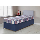 more details on Forty Winks Bibby Basic Shorty Divan Bed with Mattress.