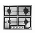 more details on Hoover HGH64SCX Gas Hob - Stainless Steel.