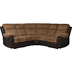 more details on Collection Bradley Recliner Right Hand Corner Sofa-Natural
