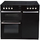 more details on Belling DB490E Double Electric Range Cooker - Ins/Del/Rec.