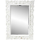 more details on Heart of House Isabella High Gloss Wall Mirror - Ivory.