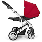 more details on Mamas & Papas Pixo Carrycot Package - Red