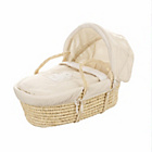 more details on Obaby B is for Bear Moses Basket - Cream.