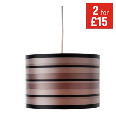 Buy Metal Lamp Shades At Argos Co Uk Your Online Shop