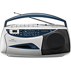 more details on Roberts Radio Cassette Player - Silver.