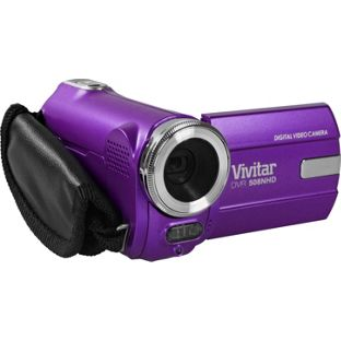 Vivitar DVR508 8MP Full HD Camcorder