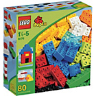 more details on LEGO DUPLO Basic Bricks - Deluxe 6176.