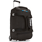more details on Thule Crossover 56 Litre Rolling Duffel Bag - Black.