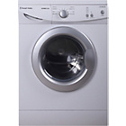 more details on Russell Hobbs RHWM612M 6KG 1200 Spin Washing Machine - White