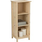 more details on Kids Scandinavia Tall Boy Storage Unit - Pine.