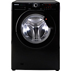 more details on Hoover DYNS7144D1B 7KG 1400 Spin Washing Machine - Exp.Del.