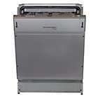 more details on Bush DWFS147SS Integrated Dishwasher- S/Steel.