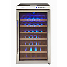 more details on Hostess HW40RMA 40 Bottle Wine Cabinet - Black.
