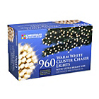 more details on 960 Multifunction Cluster LED Chase Lights - Warm White.